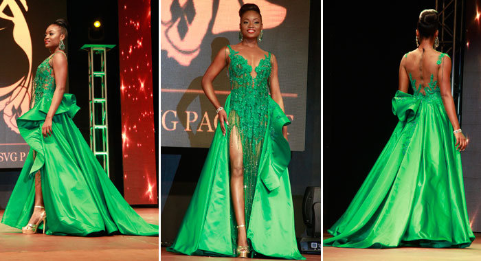 Miss Svg 2018 Best Evening Gown