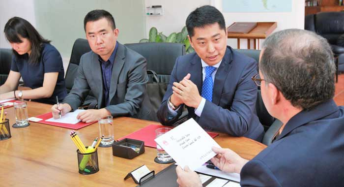 China Granted Observer Status In Iica