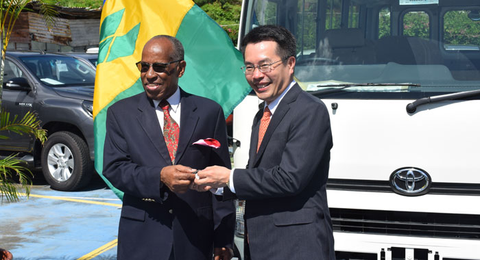 Korea Bus Hand Over