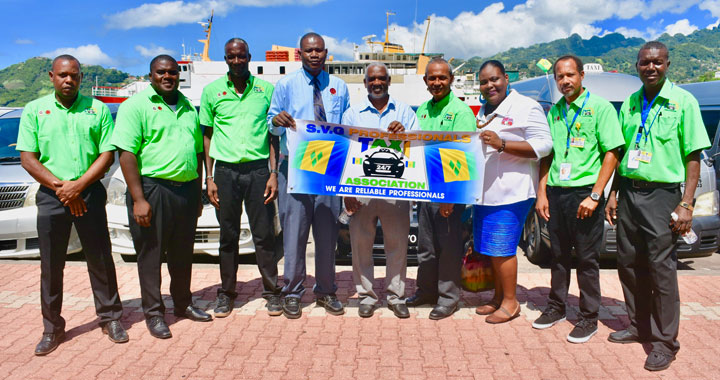 Svg Professionals Taxi Association