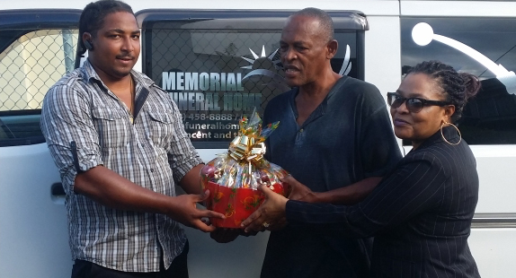 Funeral Home Donation