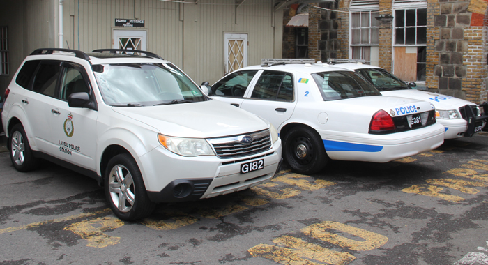 Police Cars Donation