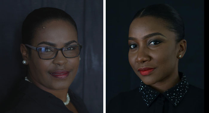 Nisha Hope And Nerissa King