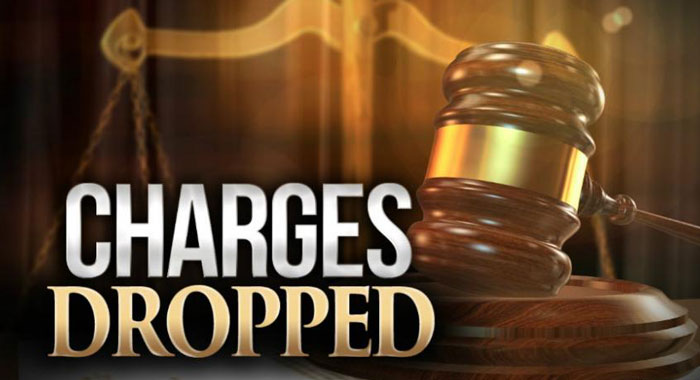 Charges Dropped