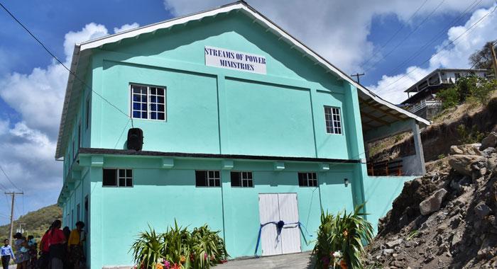Sop Bequia Church Building