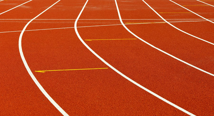Athlethics Track
