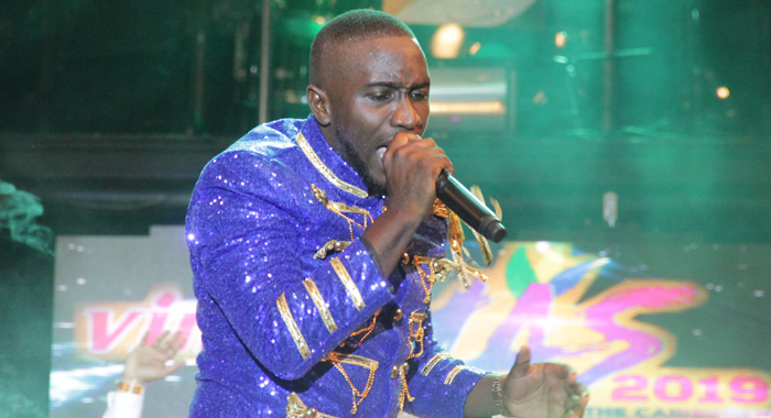 Déjà vu as Hance retakes ragga soca crown (+Videos
