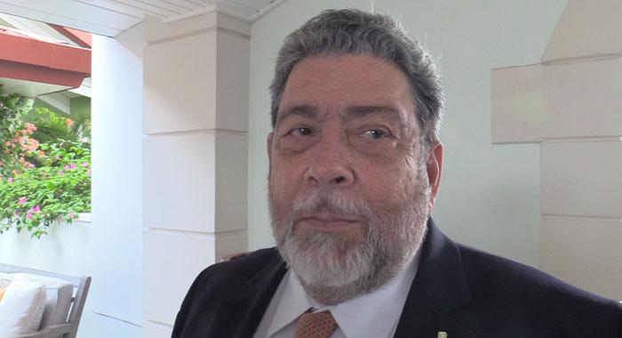 Ralph Gonsalves On Venezuela