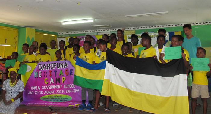 Garifuna Camp