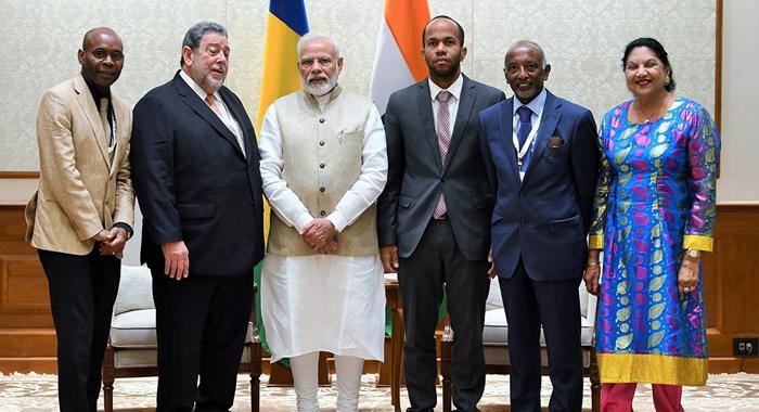 Svgs Indian Delegation