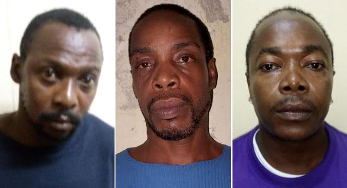Drug Accused Trio
