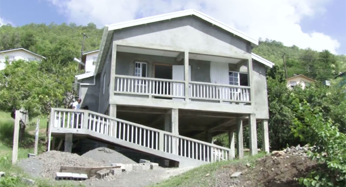Lives To Live House In Bequia