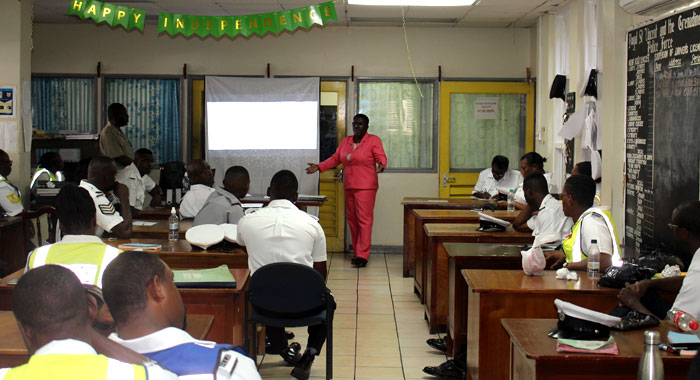 Traffic Branch Lecture