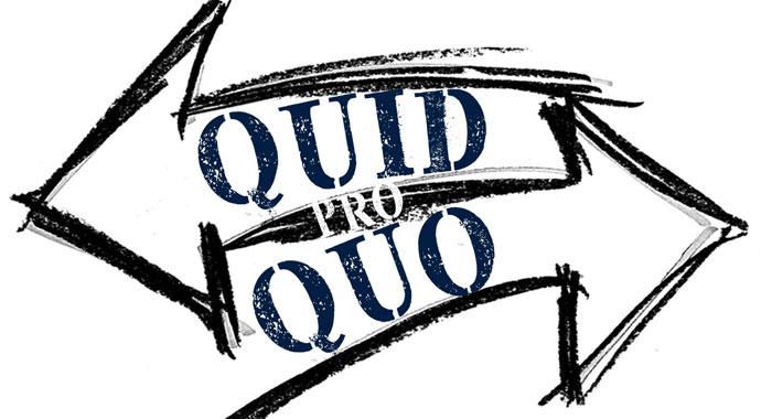 Quid Pro Quo Blog