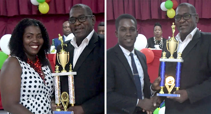 Police Sportspersons Of The Year