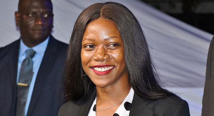 Ashelle Morgan