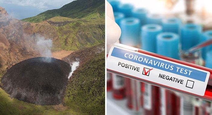 Volcano Covid