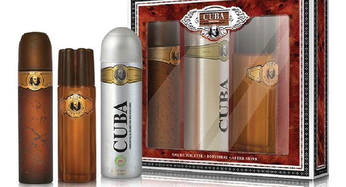 Cuba Perfume 2