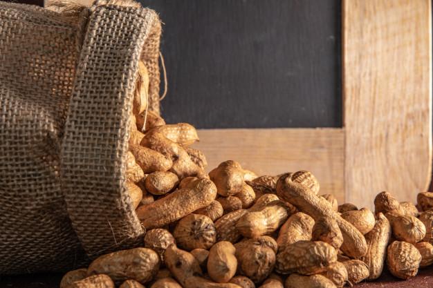 Sack Of Peanut