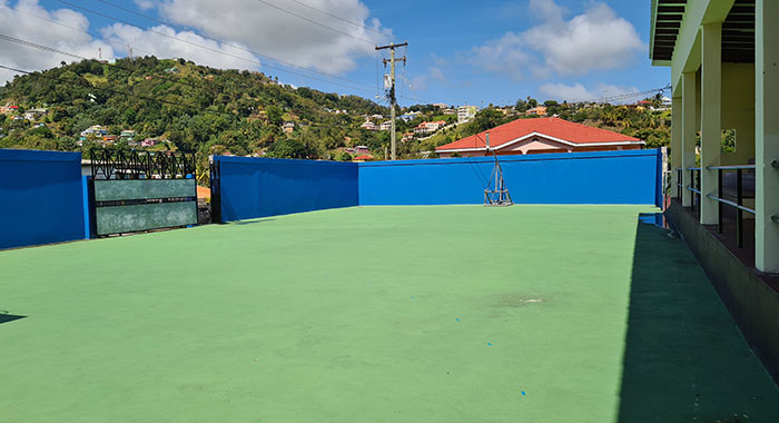 Sion Hill Hard Court