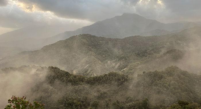 La Soufriere Iwn