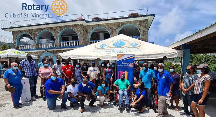 Rotary Club Of St. Vincent
